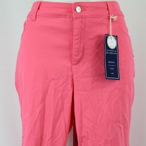 Charter Club Pink Bristol Capri Pants Size 16W